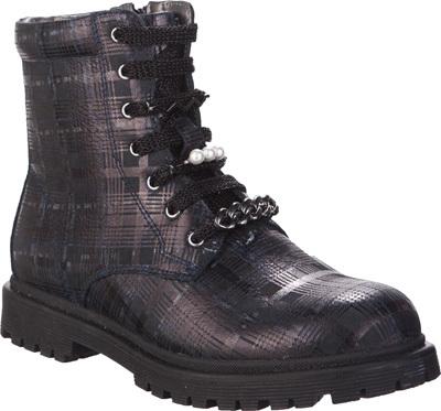 Капика Ботинки утепленные 54332ук-1 Detbot