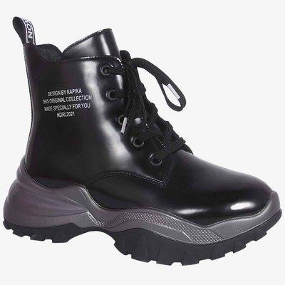 Капика Ботинки утепленные 54435уп Detbot
