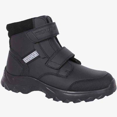 Капика Ботинки утепленные 53373ук-1 Detbot