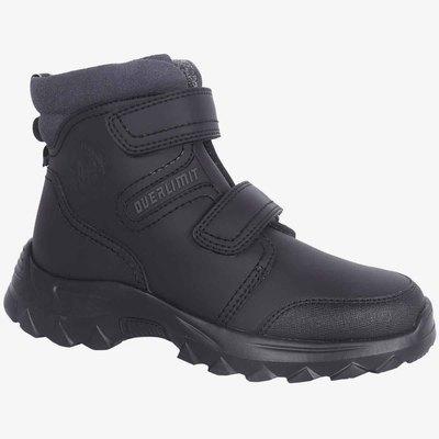 Капика Ботинки утепленные 53376ук-1 Detbot