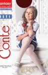 Conte Kids Колготы RETI эластичные белые Detbot