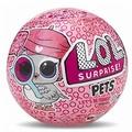 MGA Entertainment Игрушка ЛОЛ Питомцы 4 серия Decoder Шпионы LOL Pets Detbot